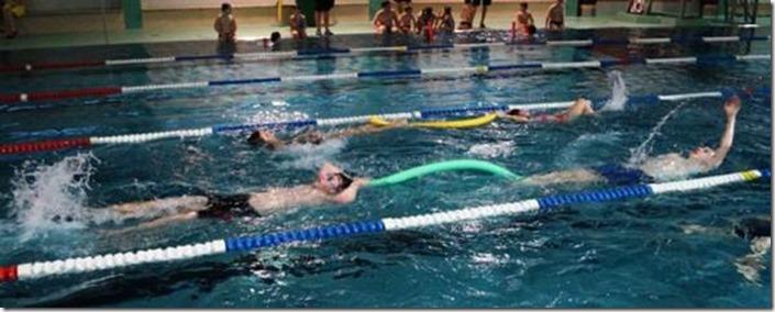 rücken schwimmen übungen